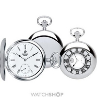 Buy Royal London Pocket Pocket Silver Mechanical Watch 90018-01 online