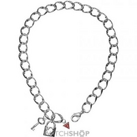 Buy Ladies Guess Stainless Steel Anastasia Necklace UBN81069 online