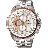 Buy Mens Casio Edifice Chronograph Watch EF-558D-7AVEF online