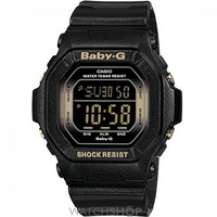 Buy Ladies Casio Baby-G Metallic Colours Alarm Chronograph Watch BG-5605SA-1ER online