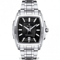 Buy Mens Bulova Precisionist Longwood Watch 96B144 online
