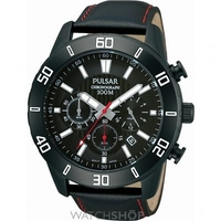 Buy Mens Pulsar Chronograph Cuff Watch PT3371X1 online