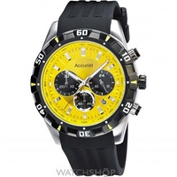 Buy Mens Accurist Chronograph Watch MS970YB online