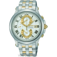 Buy Mens Seiko Premier Chronograph Watch SPC068P1 online