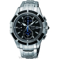 Buy Mens Seiko Coutura Alarm Chronograph Watch SNAF11P1 online