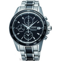 Buy Ladies Seiko Sportura Ceramic Chronograph Watch SNDX97P1 online