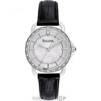 Buy Ladies Bulova Diamond Watch 96R147 online