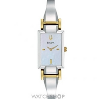 Buy Ladies Bulova Essentials Watch 98L149 online
