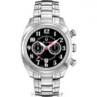 Buy Mens Bulova Adventurer Chronograph Watch 96B162 online