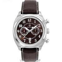 Buy Mens Bulova Adventurer Chronograph Watch 96B161 online