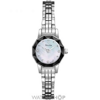 Buy Ladies Bulova Diamond Watch 96P128 online