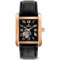 Buy Mens Bulova Mechanicals Automatic Watch 97A105 online