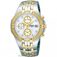 Buy Mens Pulsar Chronograph Watch PF8396X1 online