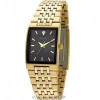 Buy Mens Accurist Diamond Watch MB921B online
