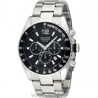 Buy Mens Accurist Chronograph Watch MB936BB online