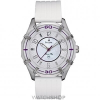 Buy Ladies Bulova Marine Star Solano Watch 96L144 online