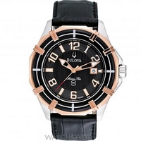 Buy Mens Bulova Marine Star Solano Watch 98B154 online