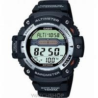 Buy Mens Casio Pro Trek Alarm Chronograph Watch SGW-300H-1AVER online