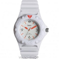 Buy Mens Breo Pressure White Watch B-TI-PRS8 online