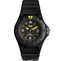 Buy Mens Breo Pressure Black Watch B-TI-PRS7 online