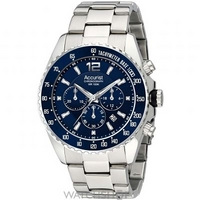 Buy Mens Accurist Chronograph Watch MB936NN online