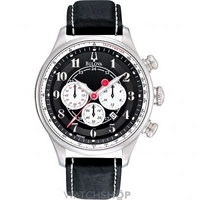 Buy Mens Bulova Adventurer Chronograph Watch 96B150 online