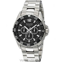 Buy Mens Accurist Chronograph Watch MB1002B online