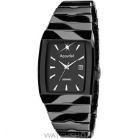 Buy Mens Accurist Ceramic Watch MB954B online