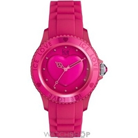Buy Ladies Ice-Watch Love Pink Small Watch LO.PK.S.S.12 online