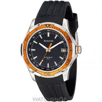 Buy Mens Accurist Acctiv Watch MS860OB online