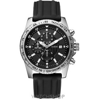 Buy Mens Guess Racetrack Chronograph Watch W14044G1 online