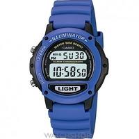 Buy Ladies Casio Sports Alarm Chronograph Watch LW-22H-2AVES online