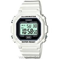 Buy Mens Casio Alarm Chronograph Watch F-108WHC-7AEF online