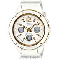 Buy Ladies Casio Baby-G Alarm Chronograph Watch BGA-151-7BER online
