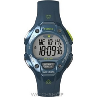 Buy Unisex Timex Indiglo Ironman Traditional 30 Lap Alarm Chronograph Watch T5K618 online