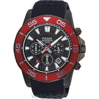 Buy Mens Pulsar Chronograph Watch PT3137X1 online