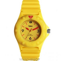 Buy Mens Breo Pressure Yellow Watch B-TI-PRS6 online