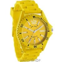 Buy Unisex Breo Arica Yellow Watch B-TI-ARG online