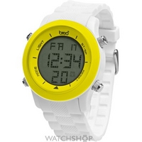 Buy Unisex Breo Orb White Yellow Alarm Chronograph Watch B-TI-ORB86 online