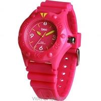 Buy Mens Breo Pressure Pink Watch B-TI-PRS3 online