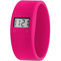 Buy Ladies Breo Pulse Pink Medium Watch B-TI-PLS3M online