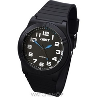 limit debenhams strap s watch men black pspnew watches