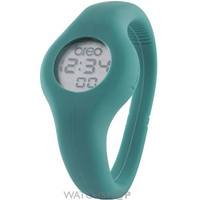 Buy Unisex Breo Spin Teal Large Watch B-TI-SPN4L online