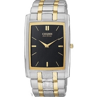 Buy Mens Citizen Stiletto Eco-Drive Watch AR3034-59E online