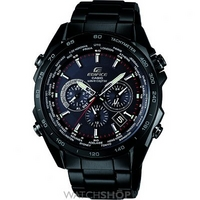 Buy Mens Casio Edifice Alarm Chronograph Radio Controlled Watch EQW-M600DC-1AER online