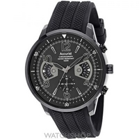 Buy Mens Accurist Acctiv Limited Edition Chronograph Watch MS922B online