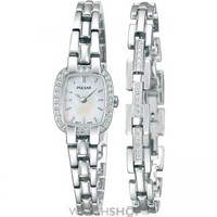 Buy Ladies Pulsar Gift Set Watch PEGG41X2 online