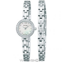 Buy Ladies Pulsar Gift Set Watch PEGG51X2 online