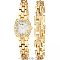 Buy Ladies Pulsar Gift Set Watch PEGG42X2 online
