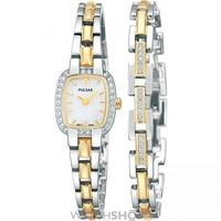 Buy Ladies Pulsar Gift Set Watch PEGG43X2 online